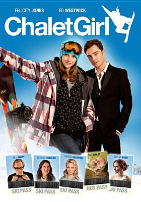 CHALET GIRL BY JONES,FELICITY (DVD)