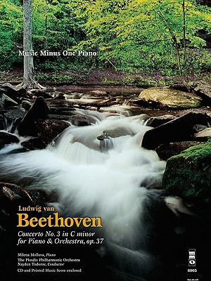 Beethoven: Concerto No. 3 in C Minor For Piano % Orchestra, Op. 37 By Beethoven, Ludwig Van (COP)